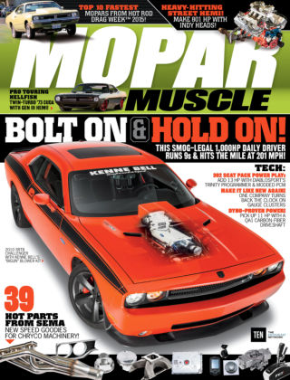 Mopar Muscle Apr 2016