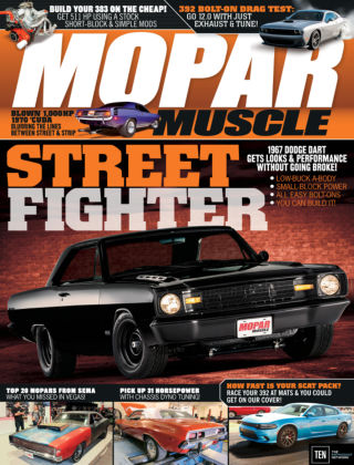 Mopar Muscle May 2016