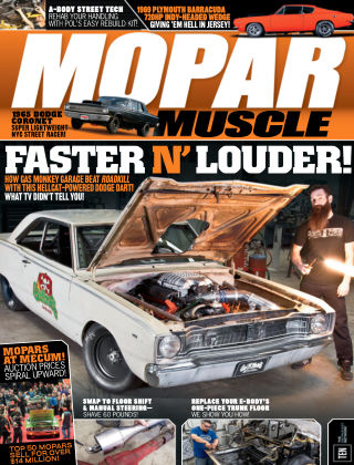 Mopar Muscle Jul 2016