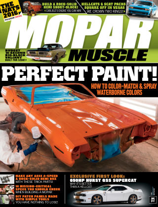 Mopar Muscle Sep 2016