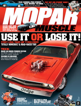 Mopar Muscle Oct 2016