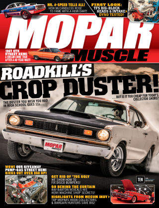 Mopar Muscle Nov 2016