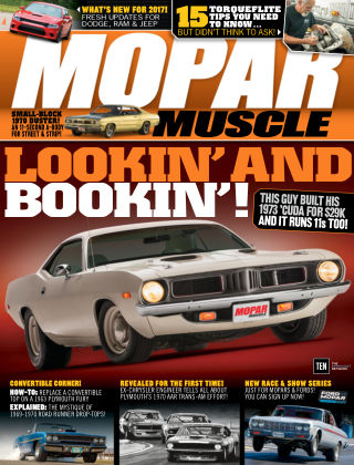 Mopar Muscle Dec 2016