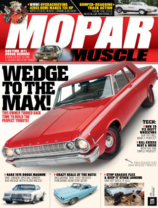 Mopar Muscle Jan 2017