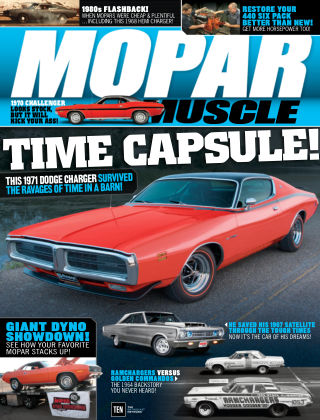 Mopar Muscle Feb 2017
