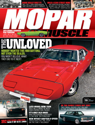 Mopar Muscle Mar 2017
