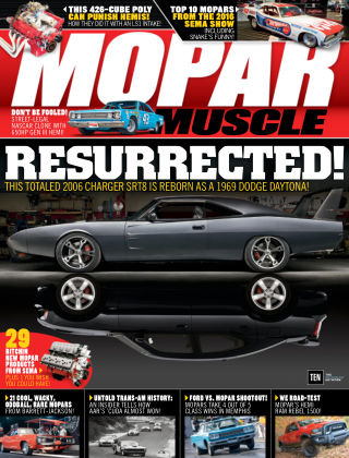 Mopar Muscle Apr 2017