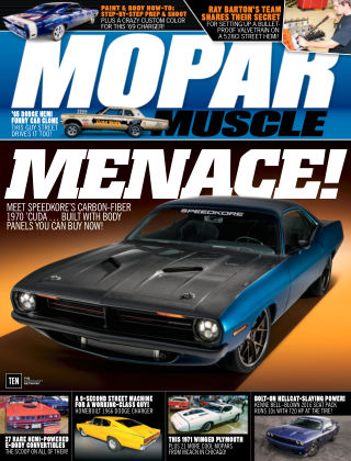 Mopar Muscle May 2017