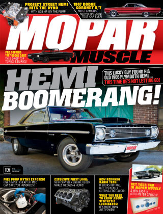 Mopar Muscle Jun 2017