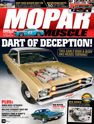 Mopar Muscle Jul 2017