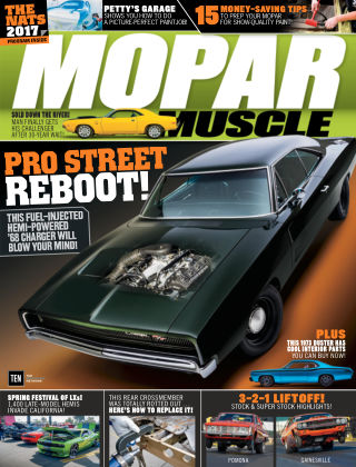 Mopar Muscle Sep 2017