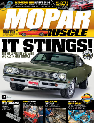 Mopar Muscle Oct 2017