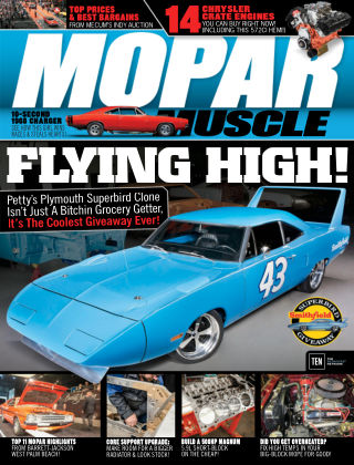 Mopar Muscle Nov 2017