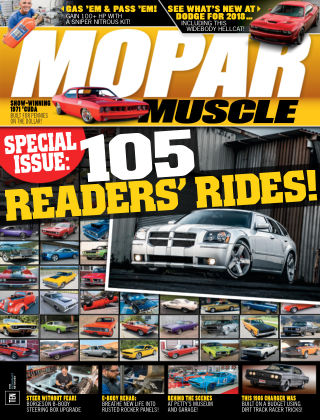 Mopar Muscle Dec 2017