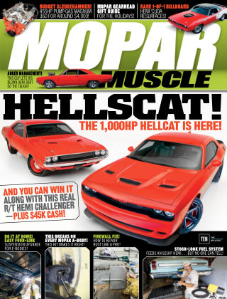 Mopar Muscle Jan 2018
