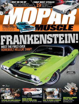 Mopar Muscle Feb 2018