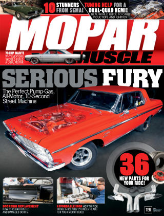 Mopar Muscle Apr 2018