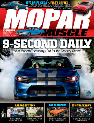 Mopar Muscle May 2018