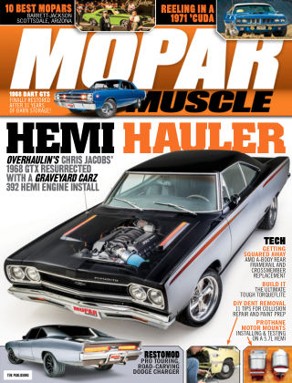Mopar Muscle Jun 2018