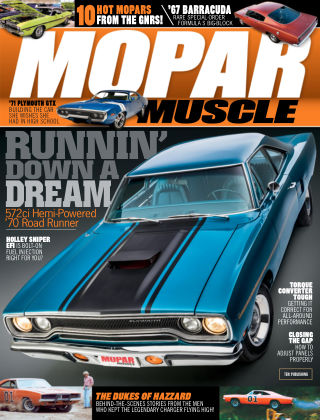 Mopar Muscle Jul 2018