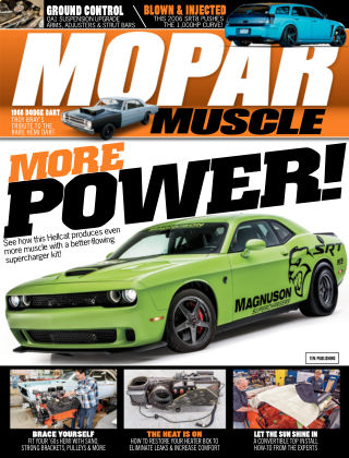 Mopar Muscle Sep 2018