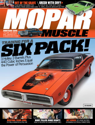 Mopar Muscle Oct 2018