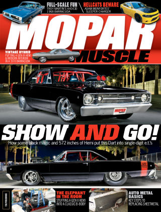 Mopar Muscle Nov 2018