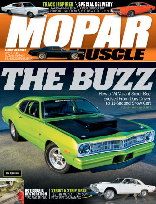 Mopar Muscle Dec 2018