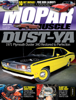 Mopar Muscle Jan 2019