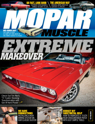 Mopar Muscle Feb 2019