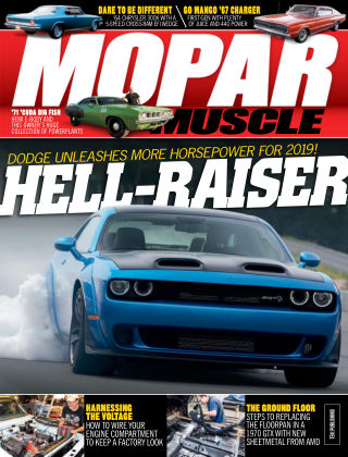 Mopar Muscle Mar 2019