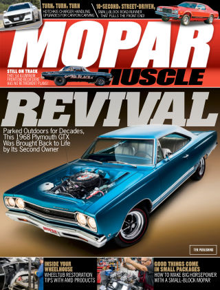 Mopar Muscle Apr 2019