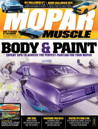 Mopar Muscle Nov 2019