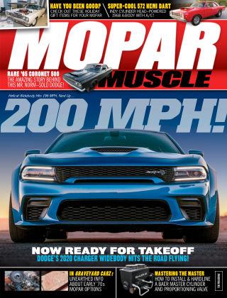 Mopar Muscle Jan 2020