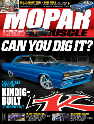 Mopar Muscle Feb 2020