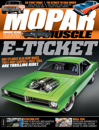 Mopar Muscle Mar 2020