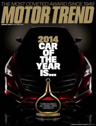 Motor Trend January 2014