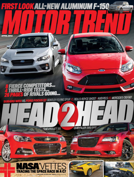 Motor Trend February 21, 2014 00:00