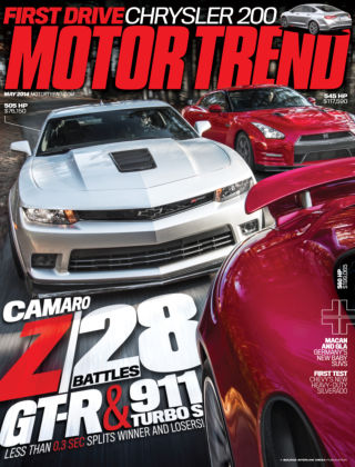 Motor Trend May 2014