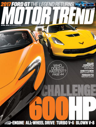 Motor Trend April 2015