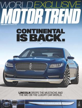 Motor Trend June 2015