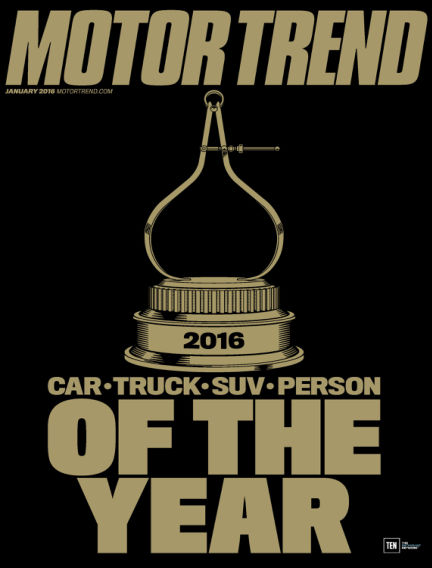 Motor Trend November 27, 2015 00:00