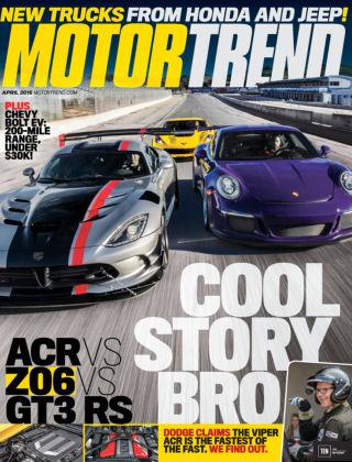 Motor Trend Apr 2016