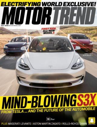 Motor Trend Jul 2016