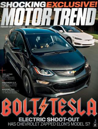 Motor Trend Feb 2017