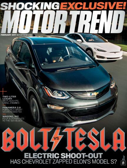 Motor Trend December 30, 2016 00:00