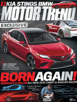 Motor Trend Mar 2017