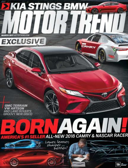 Motor Trend January 27, 2017 00:00