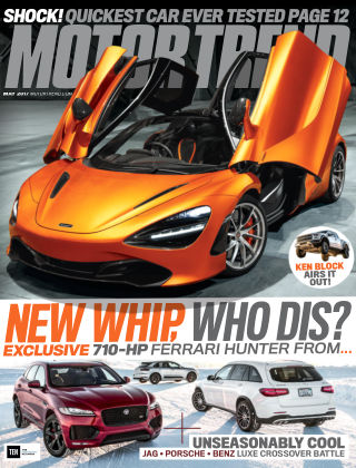 Motor Trend May 2017