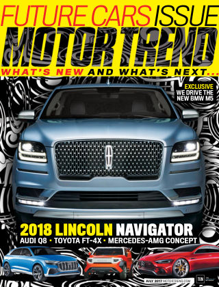 Motor Trend Jul 2017